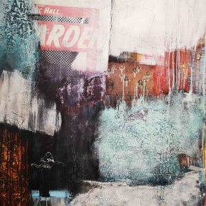 Abstrakt, Mixed Media, Collage, Acrylbild, Strukturbild, Kultur